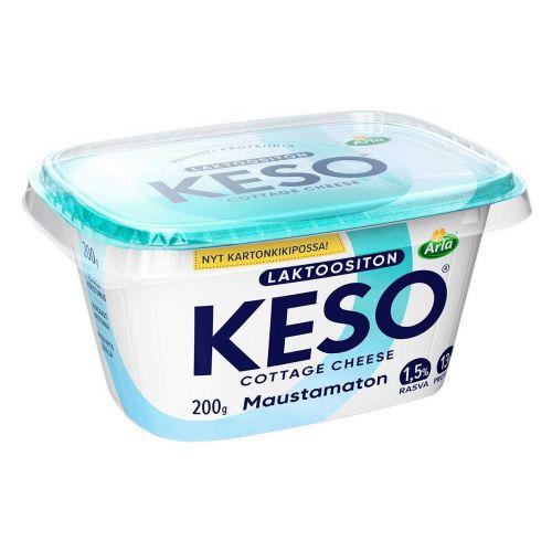 ARLA KESO RAEJUUSTO 1,5% LAKTON 200 G