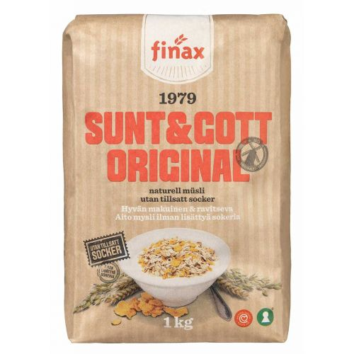 FINAX SUNT&GOTT ORIGINAL MYSLI   1KG