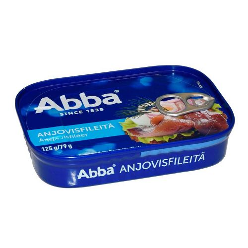 ABBA ANJOVISFILEE  79 G
