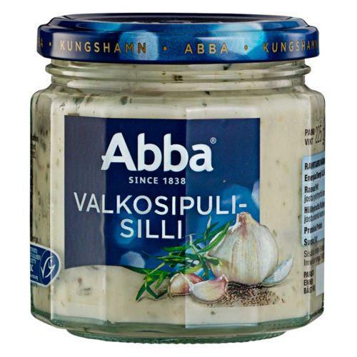 ABBA VALKOSIPULISILLI  225 G