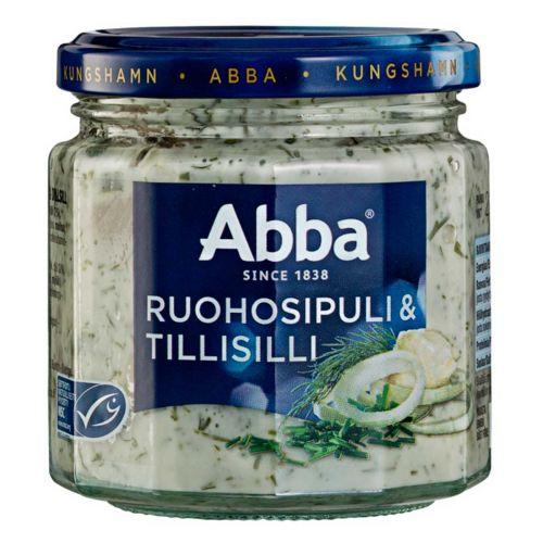 ABBA RUOHOSIPULI & TILLISILLI  210 G