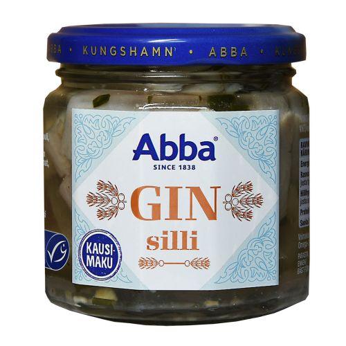 ABBA GINSILLI 240/120G MSC 0,88% 120 G