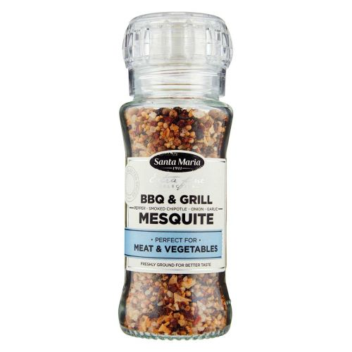 SANTA MARIA BBQ & GRILL MESQUITE MYLLY 85 G