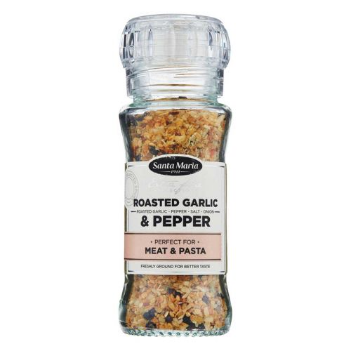 SANTA MARIA ROASTED GARLIC&PEPPER MYLLY 80 G