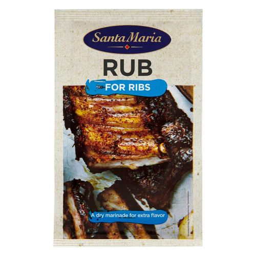 SANTA MARIA RUB FOR RIBS KUIVA MARINADI 30G 30 G
