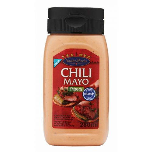 SANTA MARIA TEX MEX CHILI MAYO 280 ML