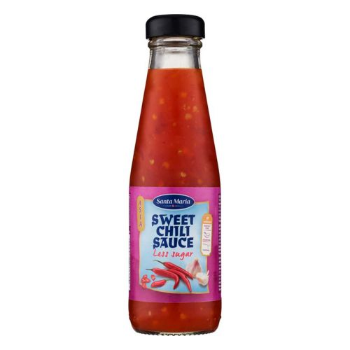SANTA MARIA ASIAN SWEET CHILI LESS SUGAR 500 ML