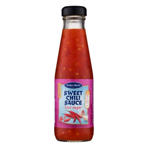 SANTA MARIA ASIAN SWEET CHILI LESS SUGAR 200 ML