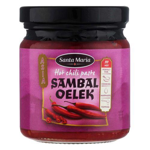 SANTA MARIA CHILITAHNA SAMBAL OELEK 200 G