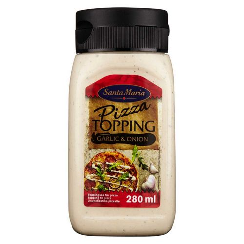 SANTA MARIA TEX MEX PIZZA TOPPING 280 G