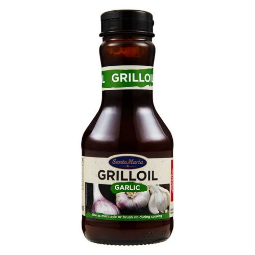 SANTA MARIA GRILL OIL GARLIC GRILLAUSÖLJY 270 ML