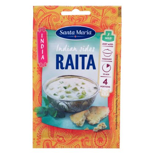 SANTA MARIA INDIA RAITA SPICE MIX 8 G