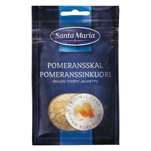 SANTA MARIA POMERANSSINKUORI JAUHETTU PUSSI MAUSTE 20 G