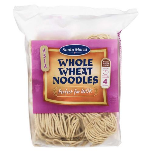 SANTA MARIA WHOLE WHEAT NOODLES 200 G