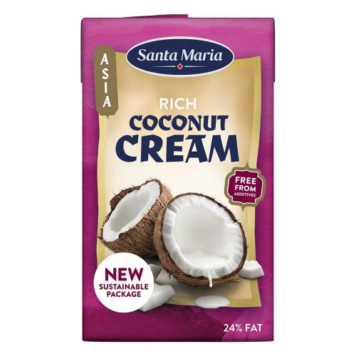 SANTA MARIA COCONUT CREAM 250 ML