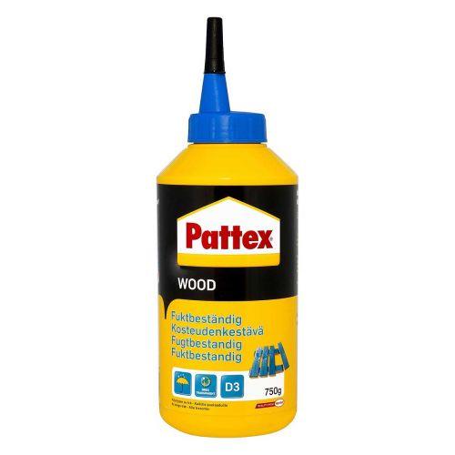 PATTEX PUULIIMA KOSTEUDENKESTÄVÄ 750 ML B3/D3 750 ML