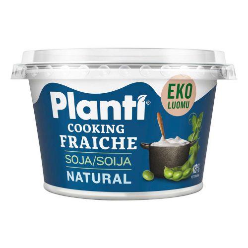 PLANTI COOKING FRAICHE NATURAL 200 ML
