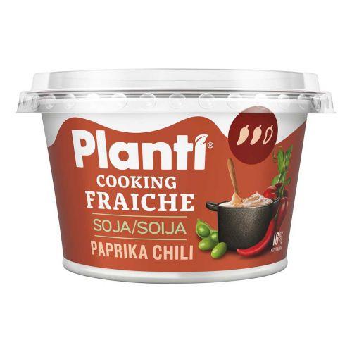 PLANTI COOKING FRAICHE PAPRIKA-CHILI 200 ML