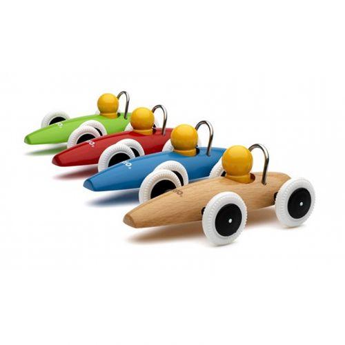BRIO Kilpa-auto Lajitelma 4 Väriä