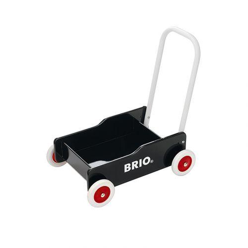 BRIO Kävelyvaunu Musta