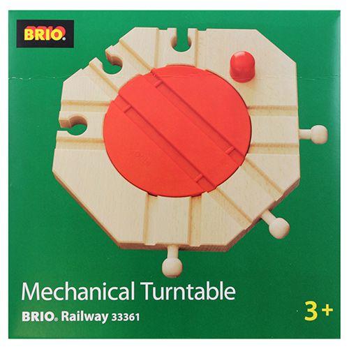 BRIO Mekaaninen Kääntöpyörä