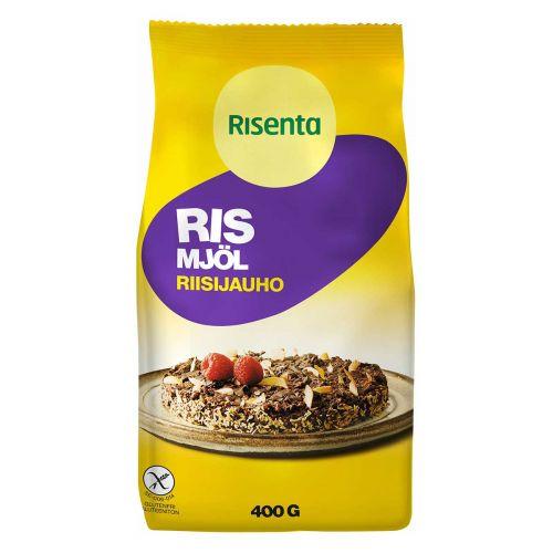 RISENTA RIISIJAUHO  400 G