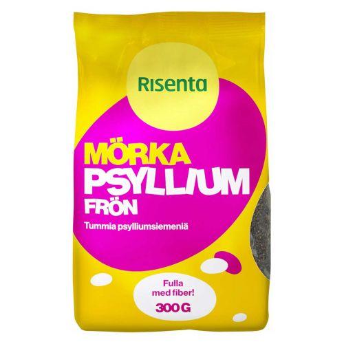 RISENTA PSYLLIUMSIEMEN 300 G