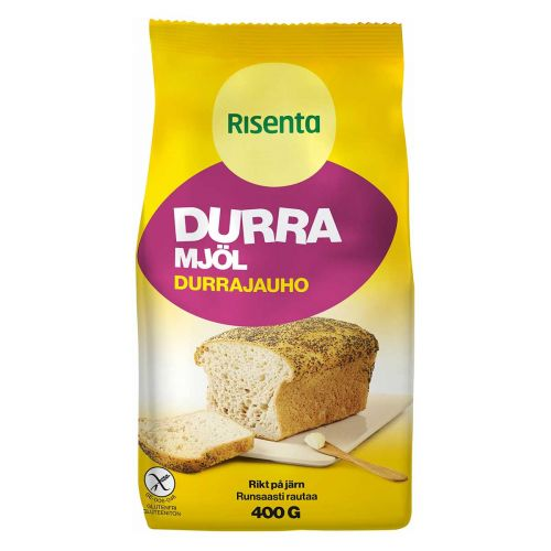 RISENTA DURRAJAUHO 400 G