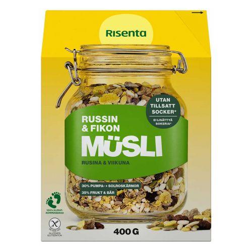 RISENTA MYSLI RUSINA-VIIKUNA  400 G