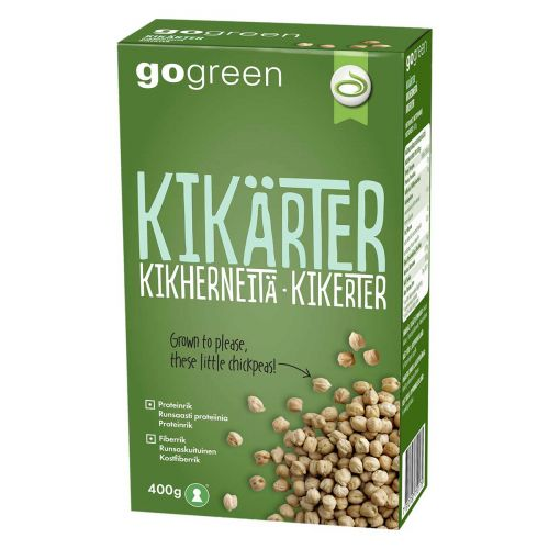 GOGREEN KIKHERNEET 400 G
