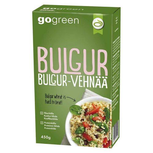 GOGREEN BULGUR-VEHNÄ 450G 450 G