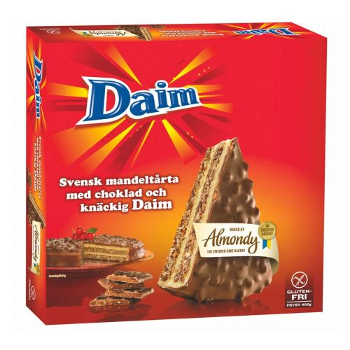 ALMONDY MANTELIKAKKU DAIM 400 G