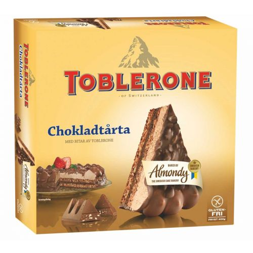 ALMONDY MANTELIKAKKU TOBLERONE 400 G