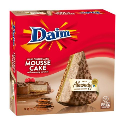 ALMONDY DAIM-MOUSSEKAKKU 400 G