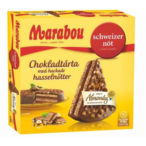 ALMONDY MARABOU SCHWITZERNÖT  400 G
