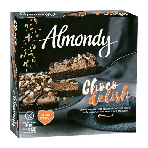 ALMONDY CHOCO DELISH KAKKU 450 G