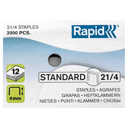 RAPID Niitti 21/4mm 2M G Stand. Staples