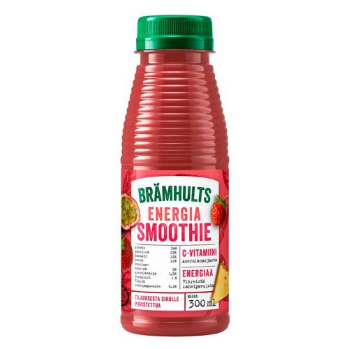 BRÄMHULTS ENERGIA SMOOTHIE  300 ML