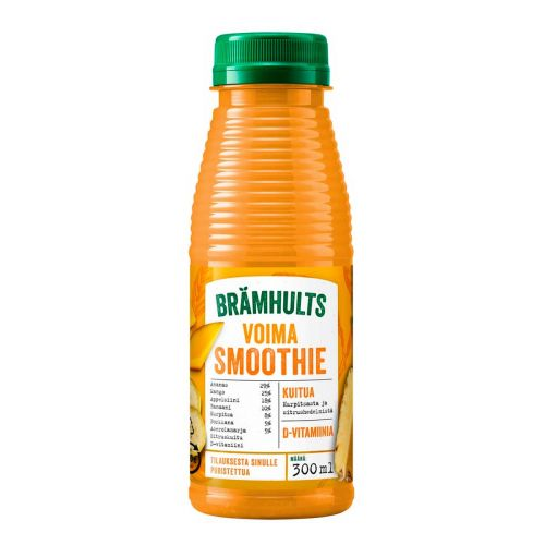 BRÄMHULTS VOIMA SMOOTHIE  300 ML