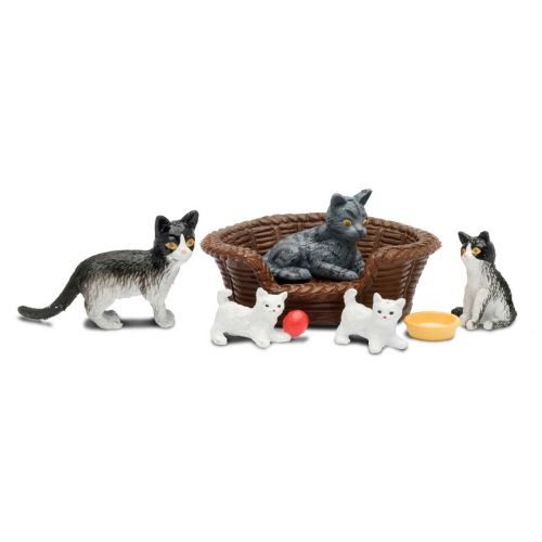 Lundby kissaperhe