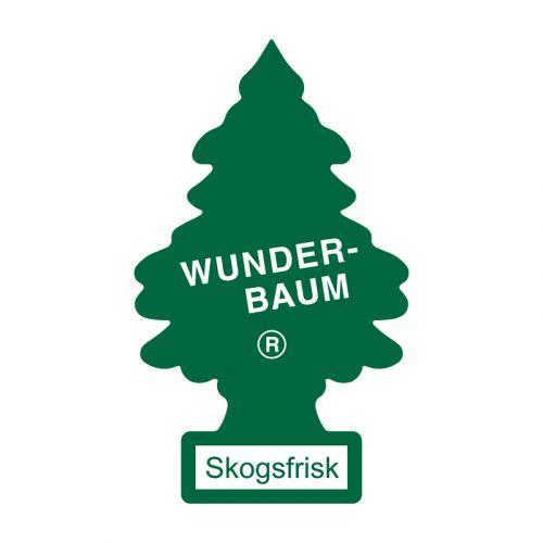 WUNDER-BAUM WUNDERBAUM HAJUKUUSI SKOGSFRISK