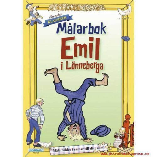 EMIL MÅLARBOK