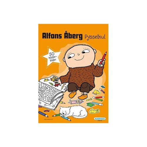 ALFONS PYSSELBOK