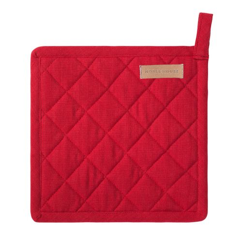 NOBLE HOUSE PATALAPPU HANNA CLASSIC 20X20CM PUNAINEN