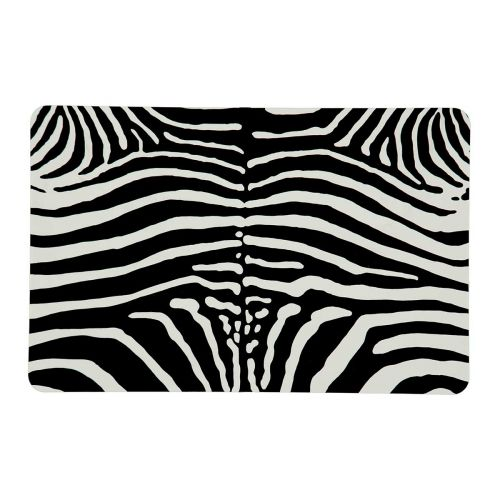 NOBLE HOUSE TABLETTI 4-PACK ZEBRA 28X43CM