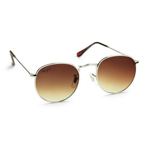 Haga Eyewear aurinkolasit Bangkok Silver/Brown HR 6