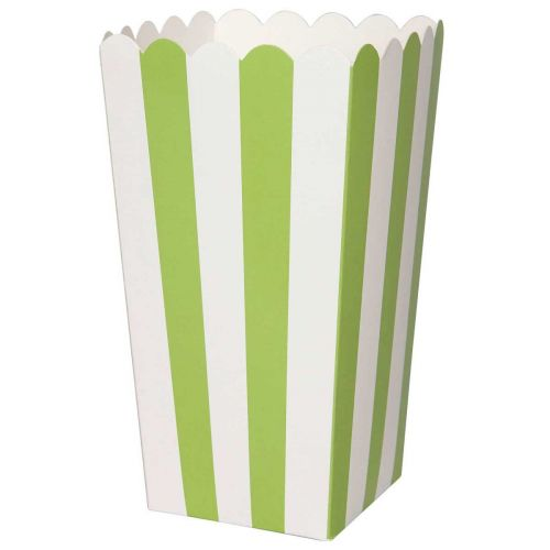 DUNI POPCORN ASTIA GREEN STRIPES 6KPL