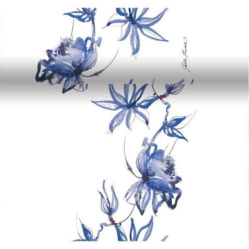 DUNICEL JUKKA RINTALA POIKKILIINA BLUE VELVET 0,4X4,8m