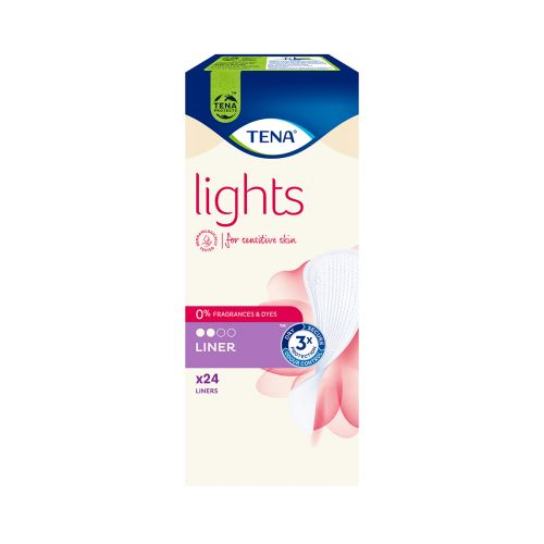 TENA LIGHTS LINER PHS 24 KPL