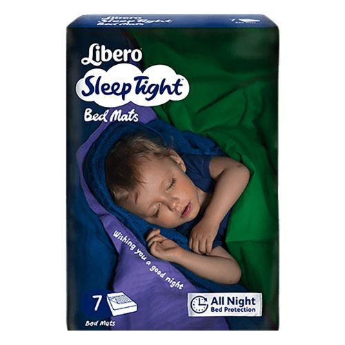 LIBERO SLEEPTIGHT BEDMATS, 7 KPL 7 KPL